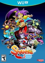 Shantae: Half-Genie Hero Cover (Click to enlarge)