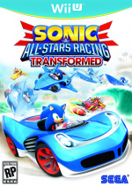 Sonic & All-Stars Racing Transformed Cover (Click to enlarge)