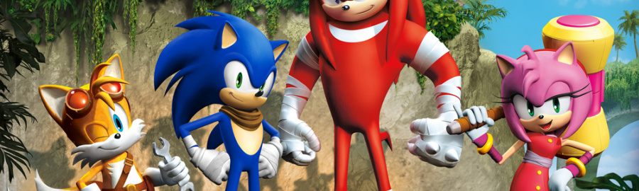 Sonic Boom: Rise of Lyric — Q4
