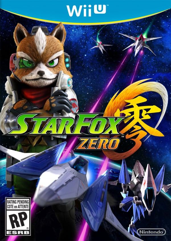 Resultado de imagen para star fox zero wii u
