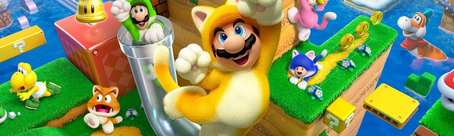 5. Super Mario 3D World