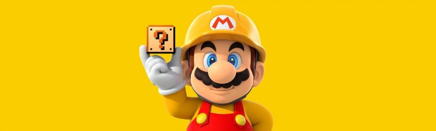 3. Super Mario Maker