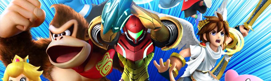 Super Smash Bros. for Wii U — Q4