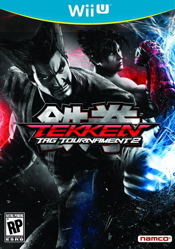 Tekken Tag Tournament 2 Cover Artwork