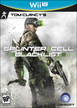 Tom Clancy's Splinter Cell Blacklist Cover (Click to enlarge)