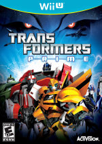 Transformers Prime Cover (Click to enlarge)