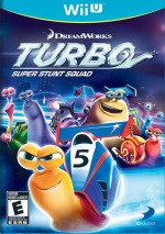 Turbo: Super Stunt Squad Cover (Click to enlarge)