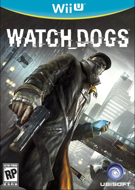 Watch Dogs Cover Artwork