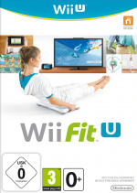 Wii Fit U Cover (Click to enlarge)