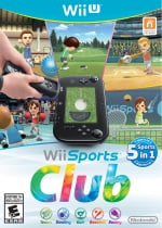 Wii Sports Club Cover (Click to enlarge)