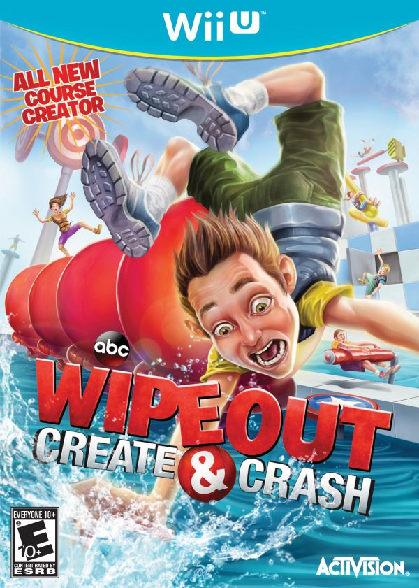 Wipeout: Create & Crash Cover Artwork