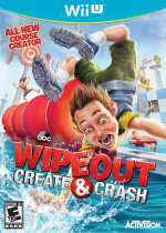 Wipeout: Create & Crash Cover (Click to enlarge)
