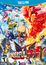 The Wonderful 101 Cover (Click to enlarge)
