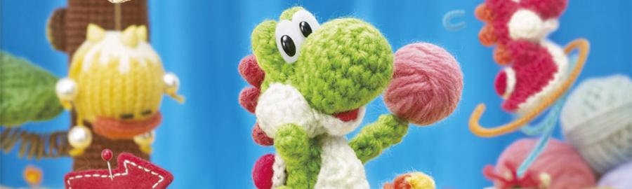 9. Yoshi's Woolly World