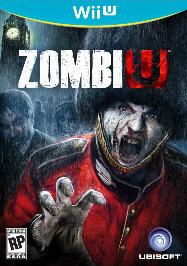 ZombiU Cover Artwork