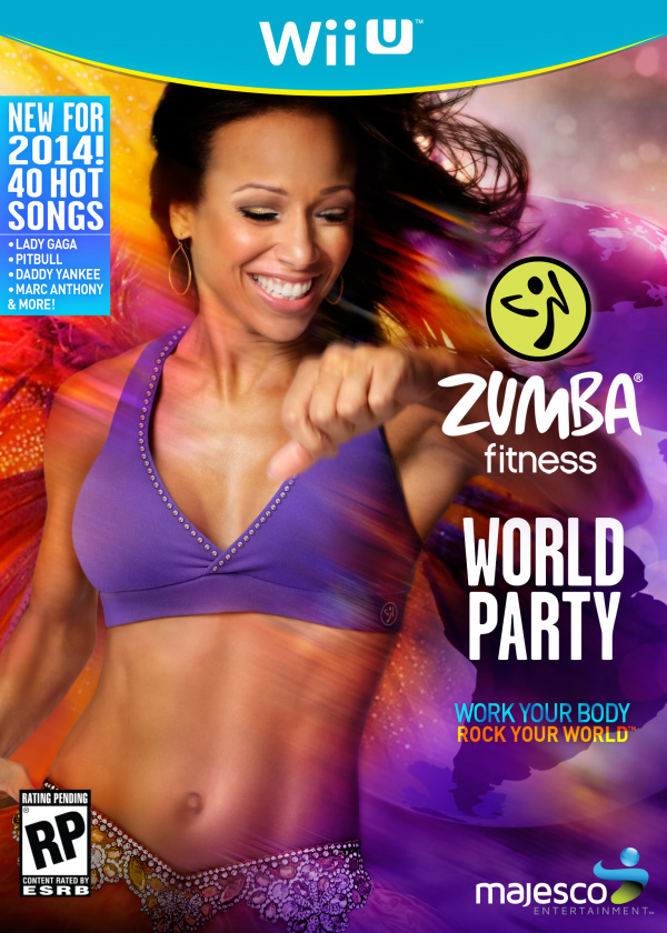 Zumba Fitness: World Party Cover Artwork