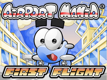 Airport Mania: First Flight Cover Artwork