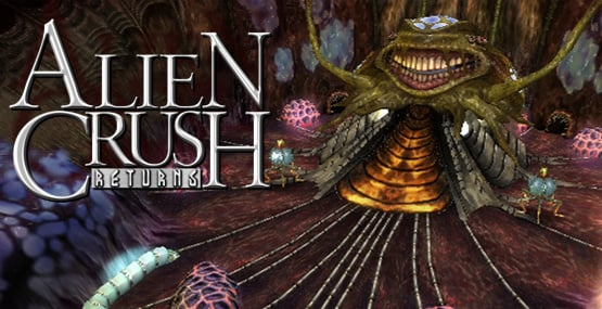 Alien Crush Returns Cover Artwork