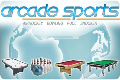Arcade Sports Cover Artwork