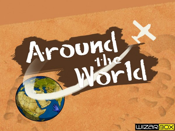 Around the World Cover Artwork
