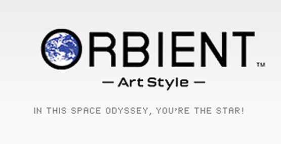 Art Style: Orbient Cover Artwork