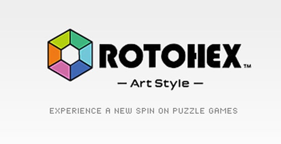 Art Style: Rotohex Cover Artwork