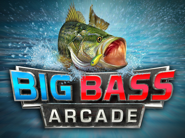 Big Bass Arcade Cover Artwork