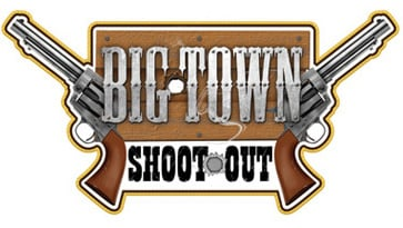 Big Town Shoot Out Cover Artwork