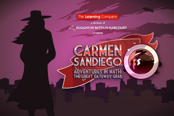 Carmen Sandiego Adventures in Math: The Great Gateway Grab