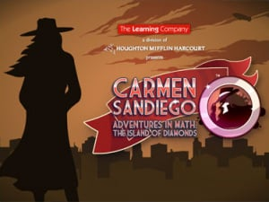 Carmen Sandiego Adventures in Math: The Island of Diamonds