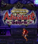 Castlevania The Adventure ReBirth Cover (Click to enlarge)