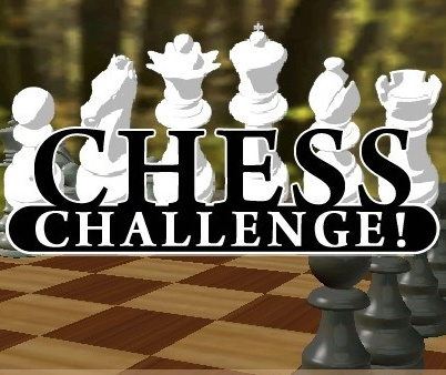 Chess Challenge! Cover Artwork