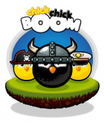 chick chick BOOM Cover (Click to enlarge)