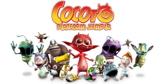 Cocoto Platform Jumper Cover Artwork