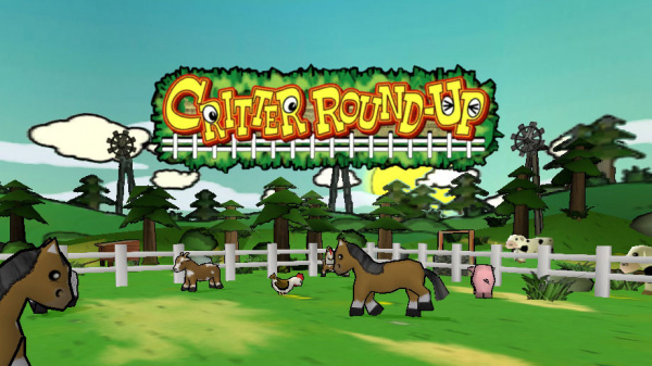 Critter Round-Up Cover Artwork