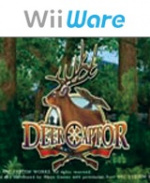 Deer Captor Cover (Click to enlarge)