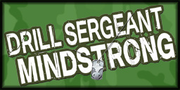 Drill Sergeant Mindstrong Cover Artwork