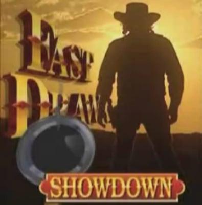 Fast Draw Showdown Cover Artwork