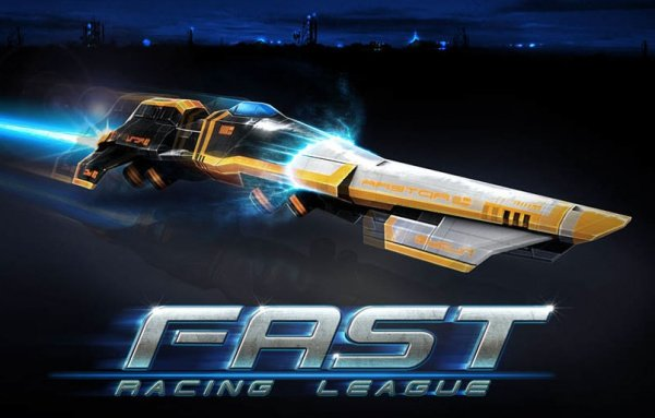 FAST - Racing League Cover Artwork