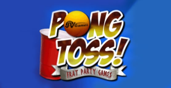 Frat Party Games: Pong Toss Cover Artwork