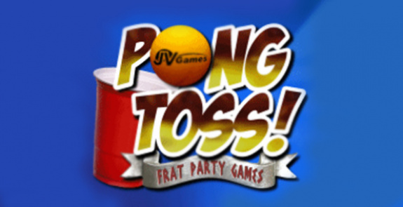 Frat Party Games: Pong Toss