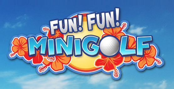 Fun! Fun! Minigolf Cover Artwork