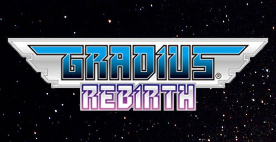 Gradius ReBirth Cover Artwork