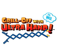 Grill-Off with Ultra Hand! Cover Artwork