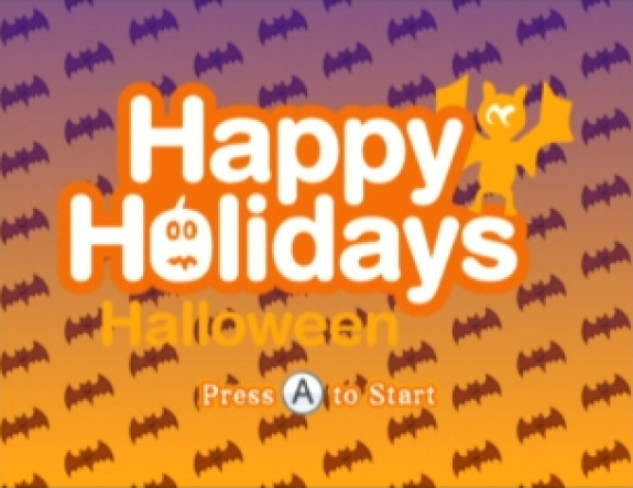 Happy Holidays: Halloween