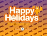 Happy Holidays: Halloween Cover (Click to enlarge)