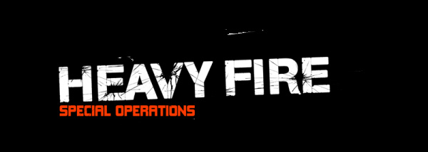Heavy Fire: Special Operations Cover Artwork