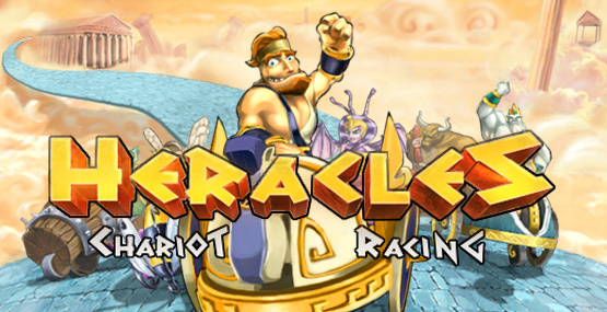 Heracles: Chariot Racing Cover Artwork