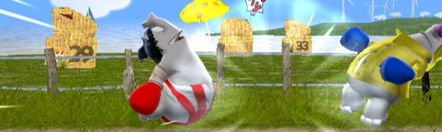 KARATE PHANTS: GLOVES OF GLORY (WiiWare)