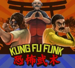 Kung Fu Funk Cover Artwork